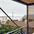 Вид с террасы рядом со спальней.
