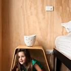 Спальня родителей (спальня,минимализм,пляжный,современный,архитектура,дизайн,интерьер,экстерьер,маленький дом)