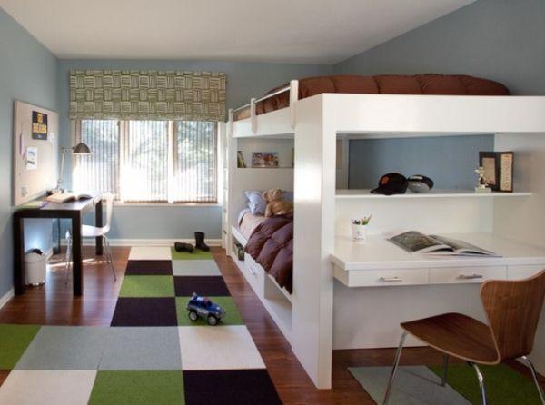 40 фото идей интерьера детской комнаты для мальчика подростка