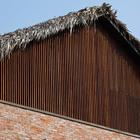 Традиционные материалы в отделке дома.